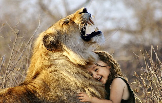 Leo the lion and your inner child